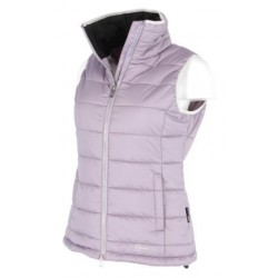 Covalliero Damen Steppweste purple ash