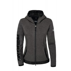 Pikeur Tech-Fleece Jacke GINNY - anthracit - New Generation