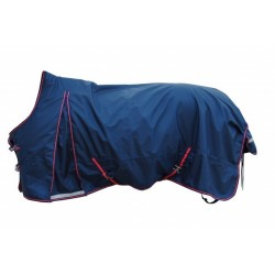 Horse Guard Flexi Pferdedecke Highneck 1680D, 100g - navy