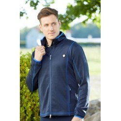 Covalliero Herren Sweatjacke James navy