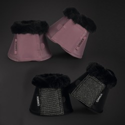 Eskadron Hufglocken Platinum 2018 BELL BOOTS FAUX FUR - limited edition -