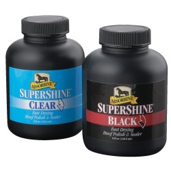 Absorbine Supershine Hoof Polish - schwarz 236.6ml